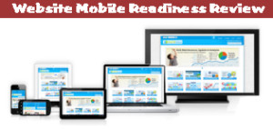 mobile website readiness review